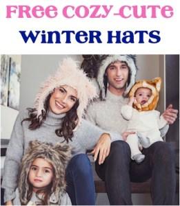 Free Winter Hats