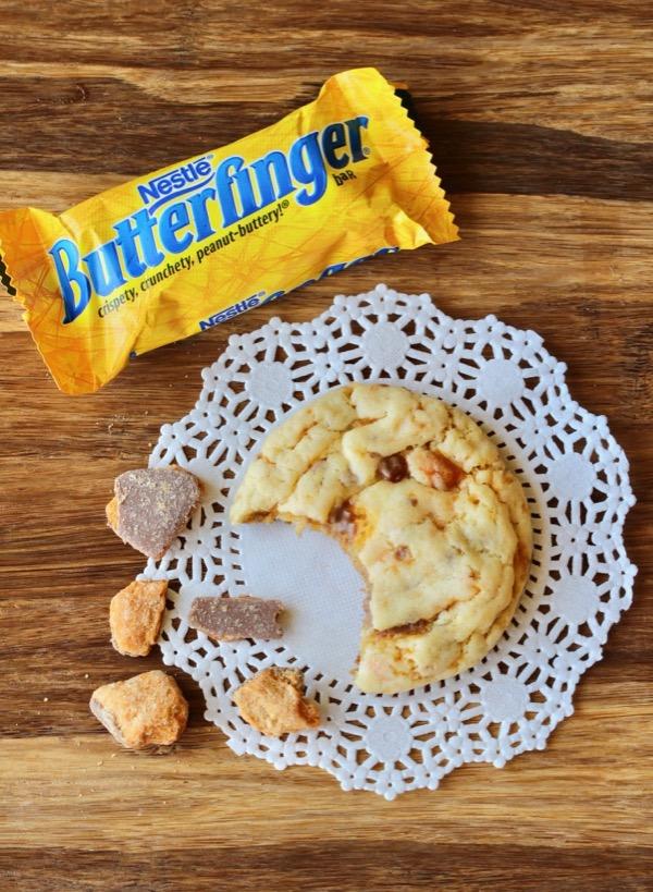 Butterfinger Cookie Mix Recipe