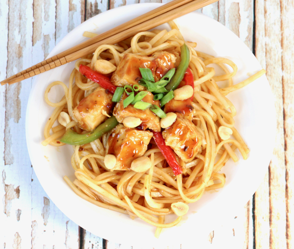 Crockpot Szechuan Chicken Recipe