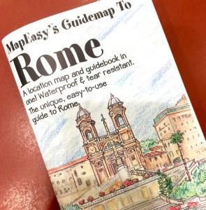 Rome Italy Maps