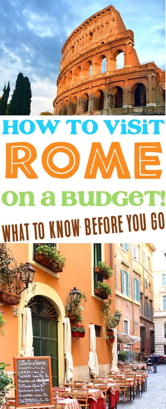 Rome Italy Tips - Top Things to Do In Rome, Where to Find the Best Food, Epic Photography Spots, and Travel Tips with the Hidden Gems