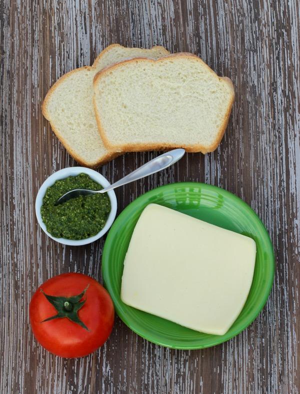 Caprese Sandwich Recipe from TheFrugalGirls.com (1)
