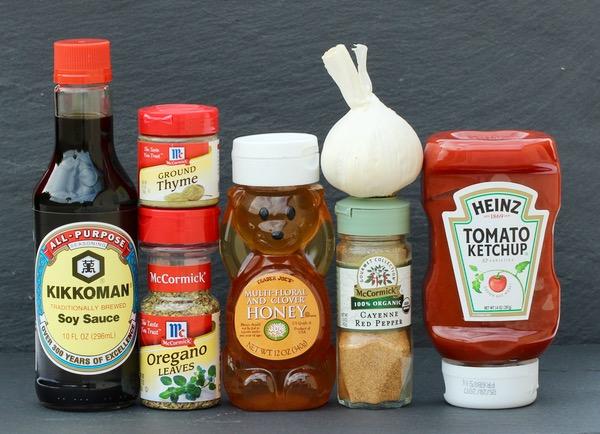 Crock Pot Honey Garlic Chicken Recipe from TheFrugalGirls.com