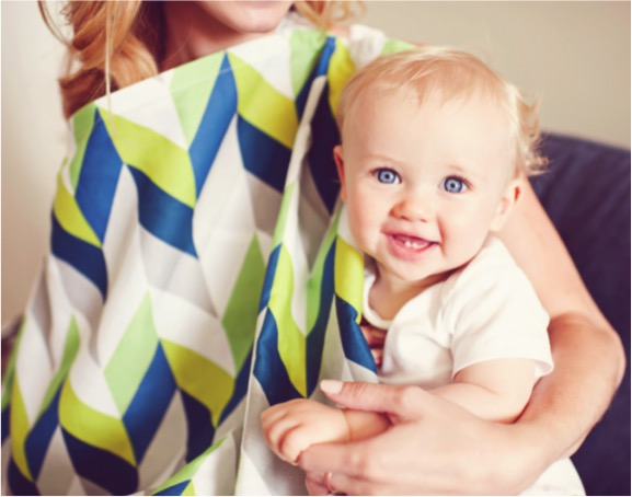 FREE Nursing Covers for Babies | TheFrugalGirls.com