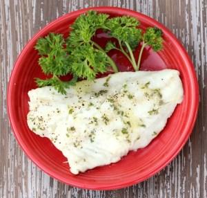 Grilled Cod Recipe