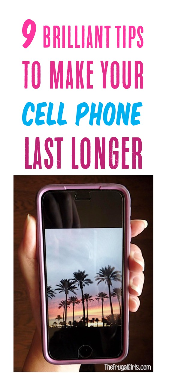 Save Money on Cell Phone