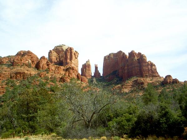 Sedona Arizona Cathedral Rock