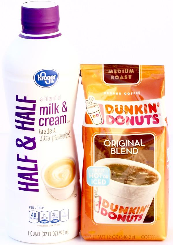 Coffee Slushie Recipe from TheFrugalGirls.com