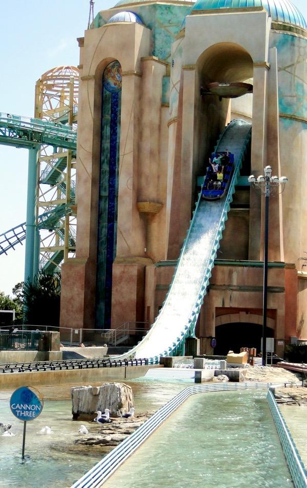 SeaWorld Top Rides Journey to Atlantis