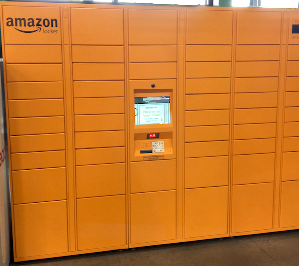 Amazon Lockers Free Shipping