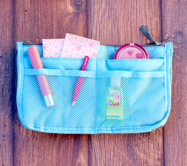 Purse Organizer Ideas at TheFrugalGirls.com