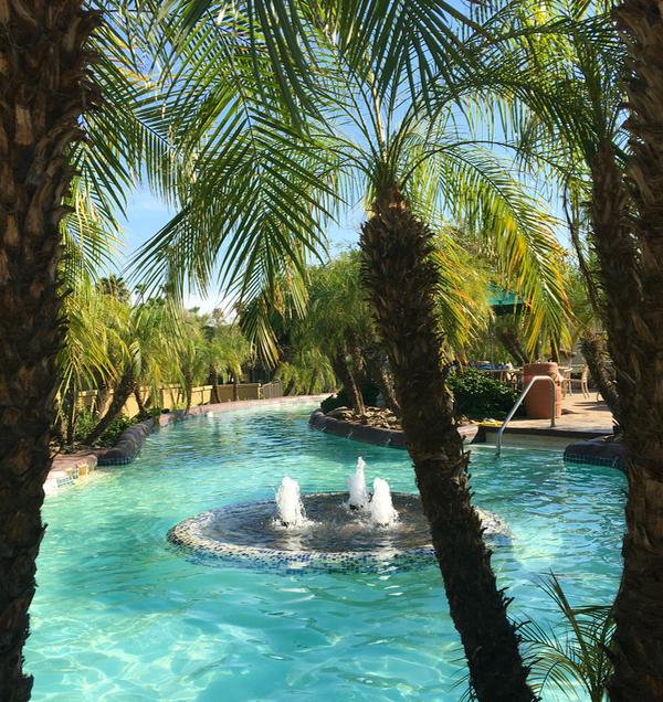 Favorite Phoenix AZ Lazy River | TheFrugalGirls.com