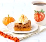 Easy Pumpkin Spice Dump Cake Recipe