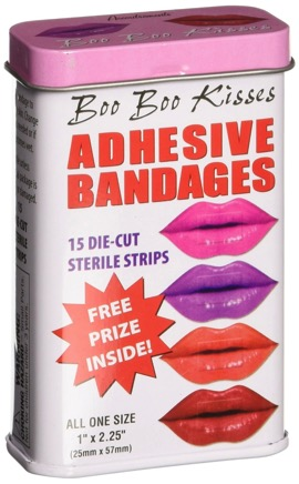 Boo Boo Kisses Bandages