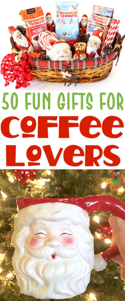 Coffee Gift Basket Ideas DIY