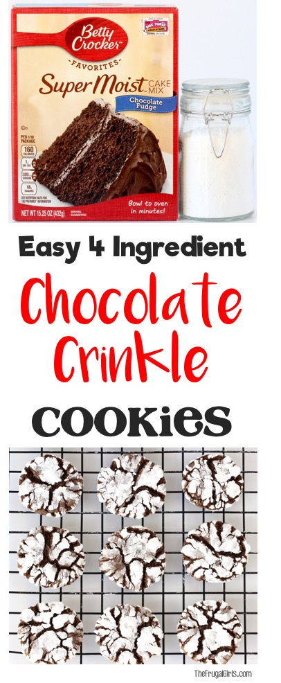 easy-4-ingredient-chocolate-crinkle-cookie-recipe-from-thefrugalgirls-com