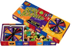 Jelly Belly Bean Boozled Spinner Gift Box