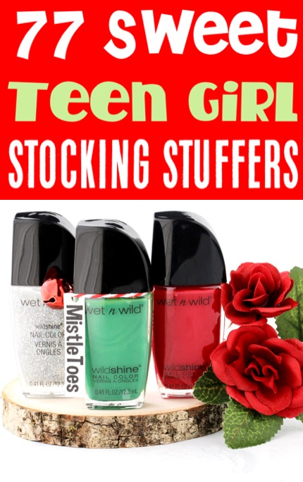 Stocking Stuffers for Teenagers Ideas