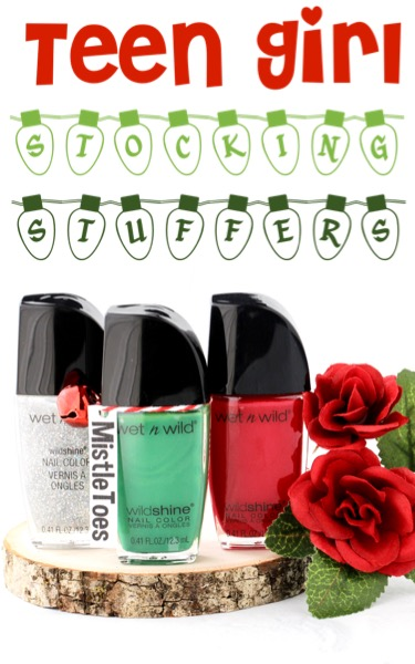 Stocking Stuffers for Teens   Fun Ideas for Filling Stockings Teen Girls will LOVE