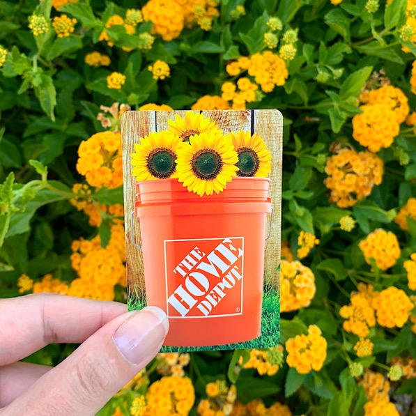 Home Depot Gift Card Free