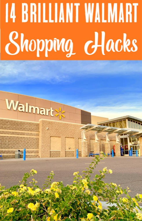 Money Saving Tips - Brilliant Walmart Shopping Hacks You've Never Thought Of