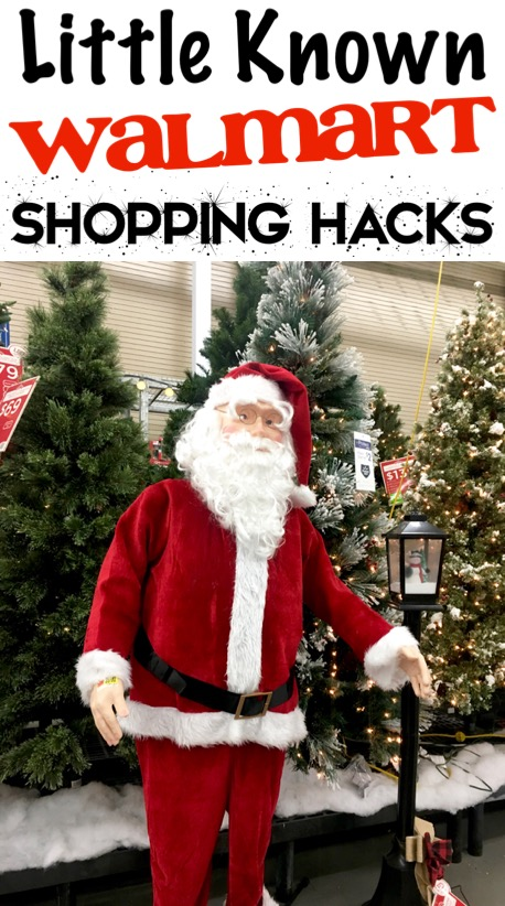 Money Saving Tips and Ideas Walmart Shopping Hacks to Save More