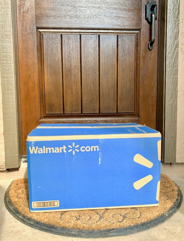 Walmart Free Delivery