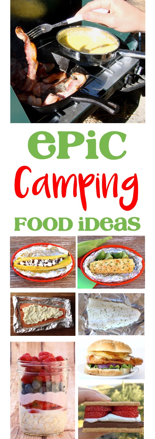 Campout Food Ideas and Easy Recipes from TheFrugalGirls.com