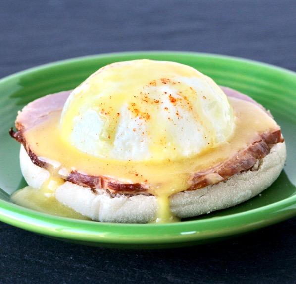 Easy Eggs Benedict Recipe