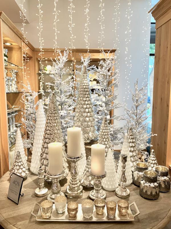 Pottery Barn Christmas Decor