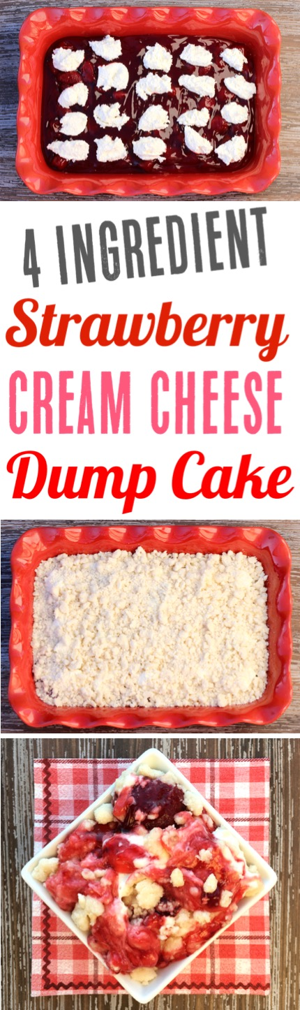 Easy Dump Cake Recipes Fruit Pie Fillings