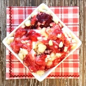 Strawberry Cheesecake Dump Cake Recipe