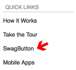 Swagbucks SwagButton at TheFrugalGirls.com