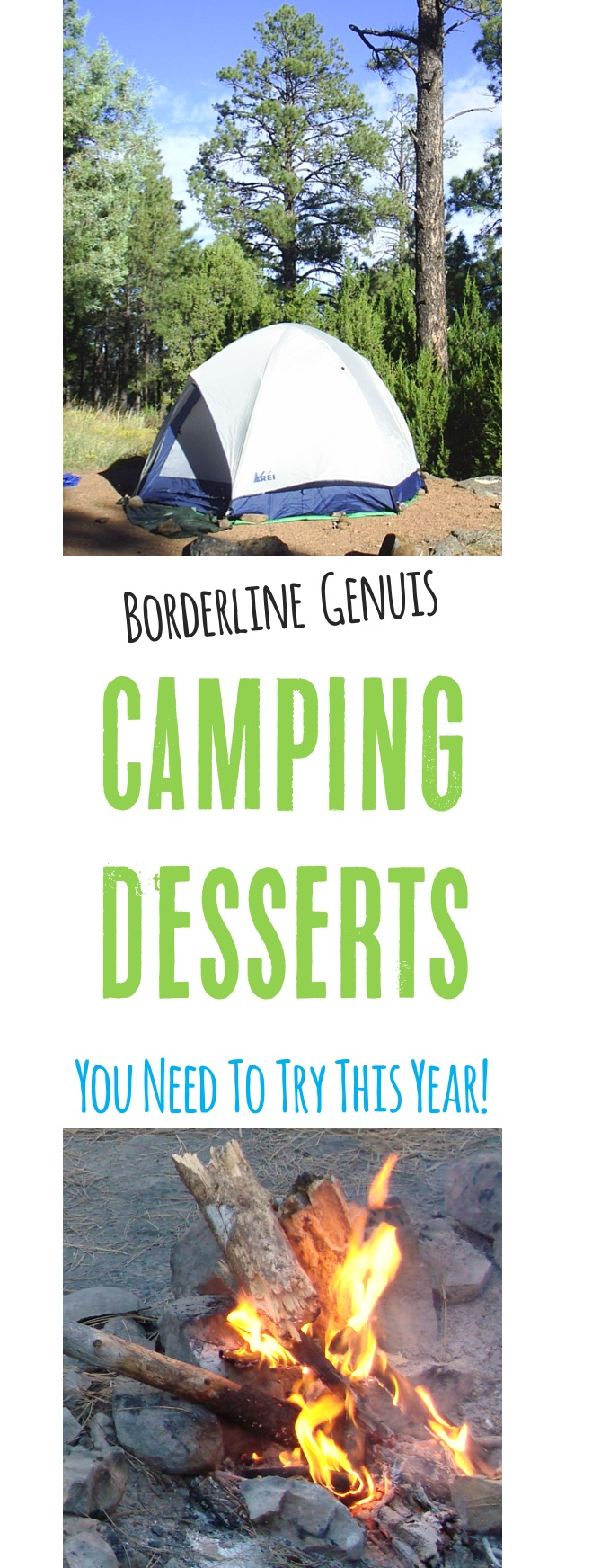 Camping Desserts from TheFrugalGirls.com
