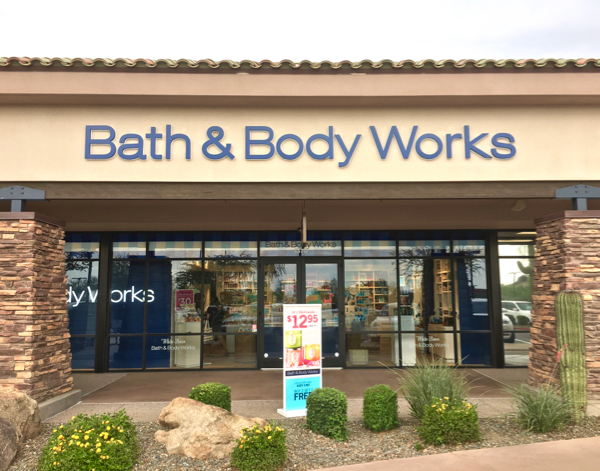Free Bath and Body Works Gift Card