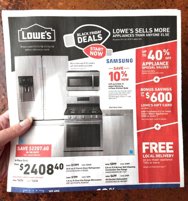 Lowes Ad For This Week