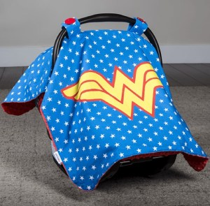 $50 offWonder Woman Car Seat Covers