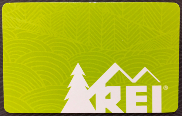 Free REI Gift Cards