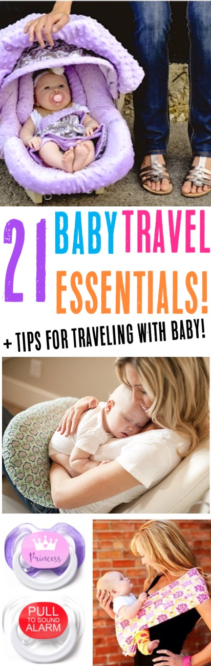 Travelling With Baby What To Know Before You Go