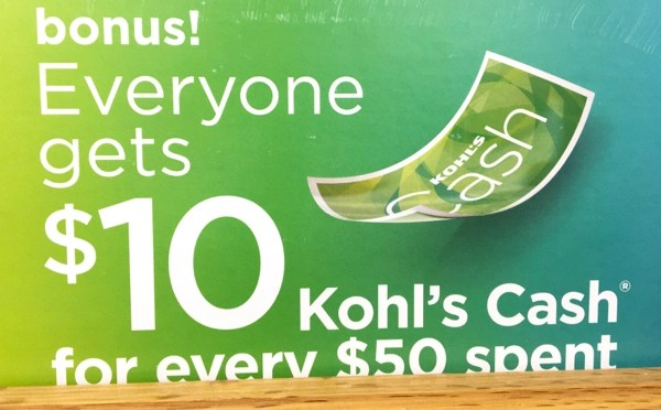 How Does Kohls Cash Work