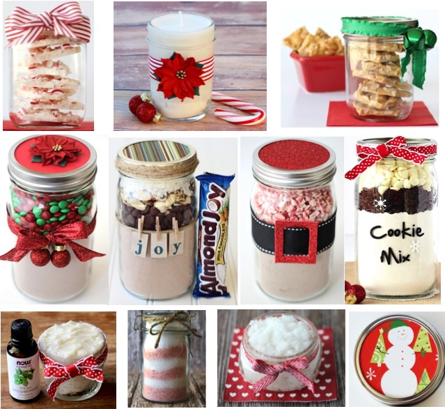 101 Gifts In A Jar Recipes Fun Homemade Mason Jar Gifts