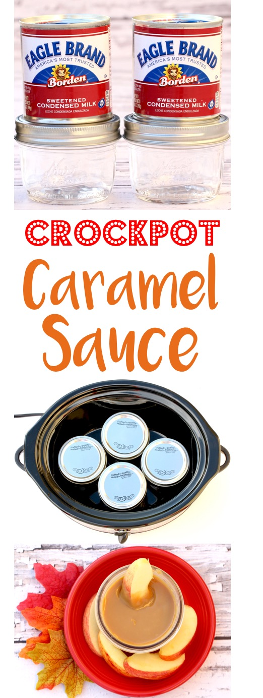 Crockpot Caramel Sauce Condensed Milk Easy Recipe