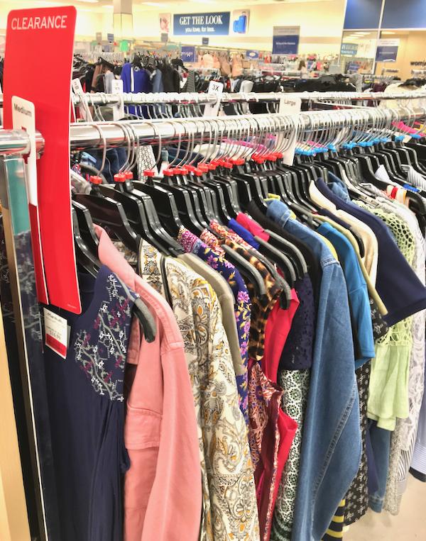 Marshalls Clearance Clothing