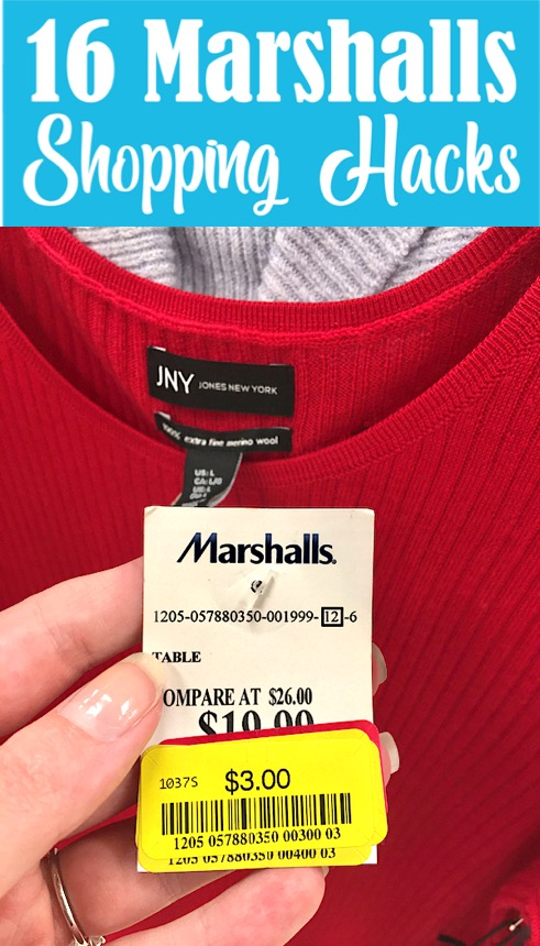 Marshalls Finds Clothing Hacks to Save BIG on Outfits