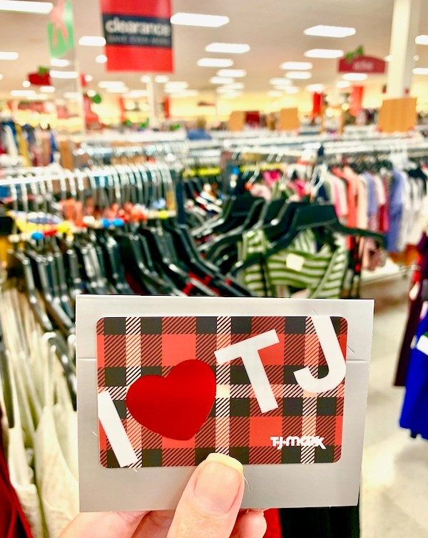 How to Get a Free TJ Maxx Gift Card