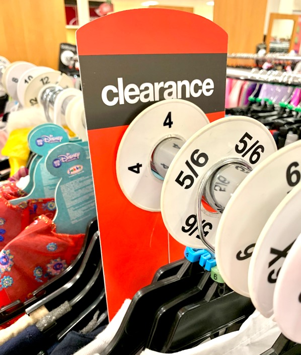TJ Maxx Clearance Sales