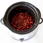Easy Crockpot Cranberry Sauce Recipe Slow Cooker