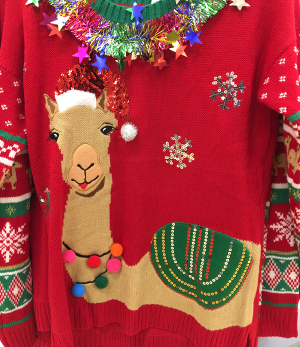 Ugliest Christmas Sweaters You've Ever Seen