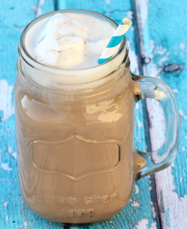 Easy Coffee Punch from TheFrugalGirls.com