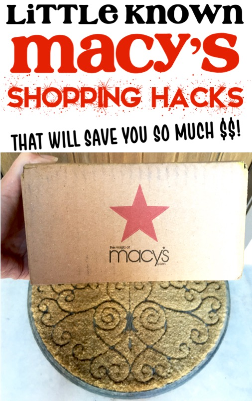 Macy's Hacks Frugal Shopping Tips for Macys Dresses Outfits Home and More